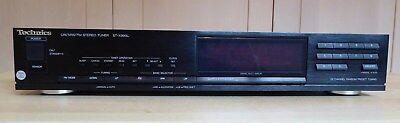 Technics ST-X990L - Quartz Synthesizer LW/MW/FM Stereo Tuner