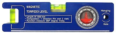 8  Magnetic Torpedo Level