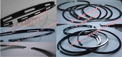 Lister Cs Piston Ring Set For 5-1 6-1 10-2 12-2 Engine 4.5 Bore Dev 574-10340