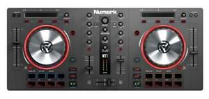 """NEW numark Mixtrack 3 USB DJ Controller with Trigger Pads  Virtual DJ LE Download, 25"""" x""""12"""" x 5"""" Condition: New"""