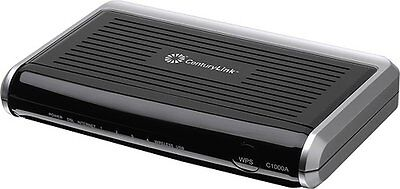 ActionTec Model C1000A Modem and Wireless-N Router and Self-