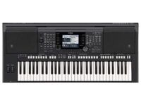Yamaha psr s750 new condition one owner for new sale or swap ...