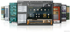 VARIOUS KONTAKT INSTRUMENTS PC/MAC