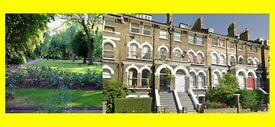 BRIGHT & AIRY large DOUBLE ROOM in 2bed flat