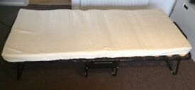Guest best with memory foam mattress hardly used