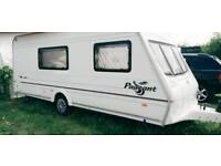 Bailey Pagent Loire Caravan