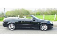 2 ltr Black Saab Turbo, 93 Vector Convertible for sale  Kingswood, Bristol