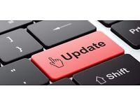 Website Maintenance and Online Development