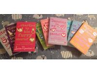 Louise Rennison books - Angus, thongs and full frontal snogging