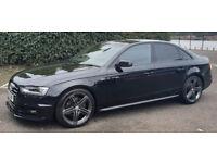 Audi A4 S Line Black Edition Plus, 2015, 2.0L