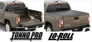 TonnoPro Couvre-Caisse (Tonneau Covers) Roulable  LoRoll (RAM-FORD-GMC-Chevrolet-Toyota-Nissan.)