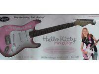 Fender stratocaster Hello Kitty Stratocaster still in Box! Unplayed Mint 100% strat