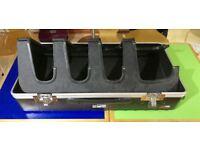 Gator Gigbox guitar and pedal flight case