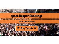 Space Hopper Challenge: volunteers needed