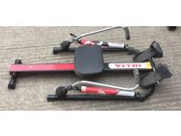 SOLD Home Gym Equipment Rowing Machine