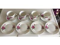 Vintage China Tea set 12 piece