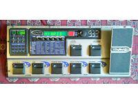 Digitech GNX3 Multi Effects Unit