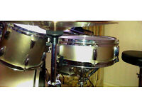 Drum Kit by Pulse neat, compact, smart, Jazz sounding kit. Complete with cymbals, stands & stool