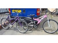 Ladies bikes for sale
