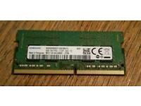 8Gb DDR4-2400 SODIMM (PC4-19200) RAM