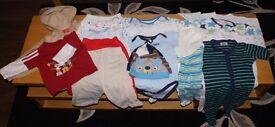 Boys clothes (3 - 6 months)