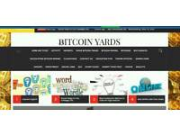 Website on sale