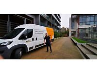 New Malden Man and Van (From £25) House removals and small item moves locally and nationally