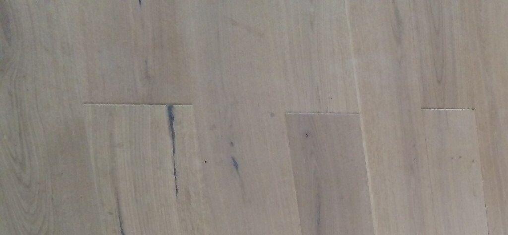 Wood Flooring Underlay Light Oak Engineered Wood 14mm Thick