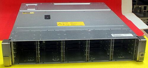"""HP QW967A QW967-62001-739721-001 D3700 25x 2.5"""" with 2x I/O Controller 2x PS"""