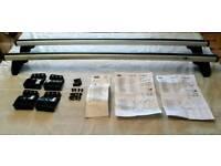 Cruz roof bars for Mondeo Mk4 Hatchback