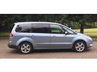 2007 Ford Galaxy 2.0 TDCi Ghia,Full Service History, P/X WELCOME