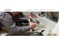 Professional Plumbers, Tilers, Builders, Electricians and Boiler Engineers,