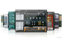 KONTAKT v5 INSTRUMENTS MAC or PC...