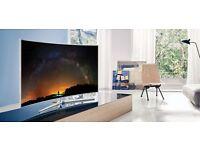 "SAMSUNG 65"" SUPER ULTRA HIGH DEFINITION 4K NANO CRYSTAL SMART 3D TV"