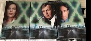 X files side show figures