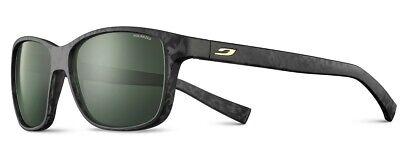 Julbo Powell Travel & Lifestyle Sunglasses Mottled Black with Polarised 3 Lenses