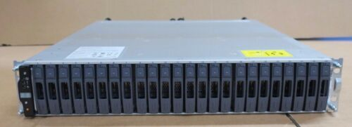 NetApp DS2246 NAJ-1001 Disk Array 14.4TB 2x X3245A-R6 Ctrl Mods +2x X519A-R6 PSU