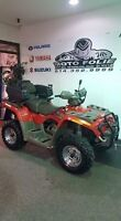 2004 BOMBARDIER CAN AM OUTLANDER MAX XT 400 2 places