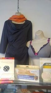 15% OFF BRAS AND NURSING TOPS AT BAMBINI AND ROO