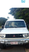 mitsubishi pajero wagon Victoria Point Redland Area Preview
