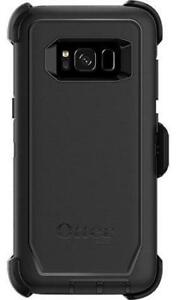 Original Authentic OEM Samsung Galaxy S8 OtterBox Defender Screenless Rugged Tough Heavy Duty Case & Belt Clip Holster