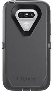 Original Authentic Genuine OEM LG G5 OtterBox Defender Rugged Tough Heavy Duty Case & Belt Clip Holster