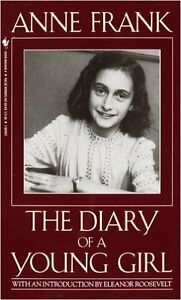 Anne Frank: The Diary of a Young Girl. Hardcover.