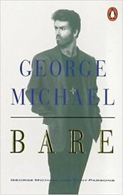 WANTED to buy... BARE book George Michael