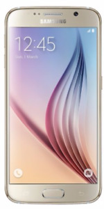 Gold Samsung Galaxy S6 - New lower price!