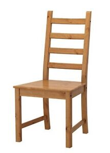 4 - dining chairs