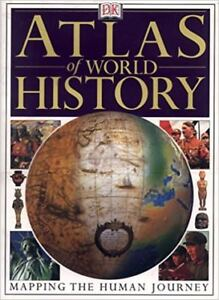 Atlas of World History hardcover book