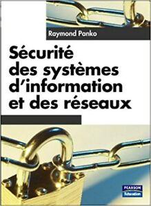 Sécurité des systèmes d'information et des réseaux par Panko