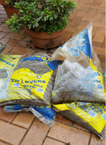 METAL DUST - 3.5 x 20 kg Bags FREE - collect this weekend Dundas Parramatta Area Preview