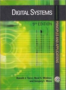 Digital Systems: Principles and Applications (9th Edition) Tocci